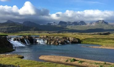 The ultimate salmon adventure in Iceland.