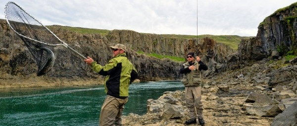 Fishing Iceland for a low price